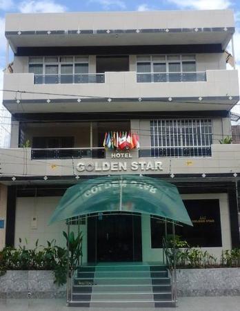 Hotel Golden Star : Fachada