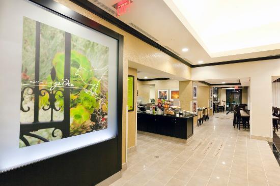 Library Picture Of Hilton Garden Inn Toronto Brampton