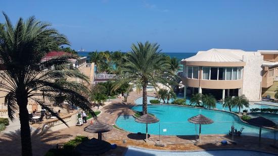 View from our room picture of divi aruba phoenix beach for Aruba divi phoenix