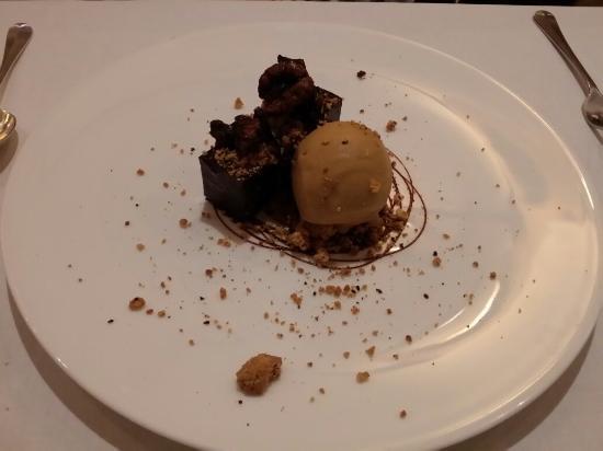 La Trompette: Desserts (ok)