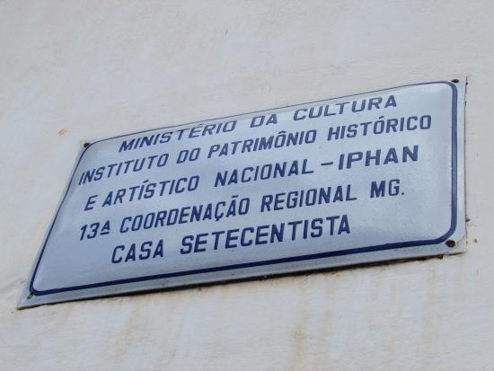 Casa Setecentista