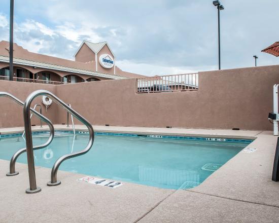 Suburban Extended Stay Alamogordo: Pool