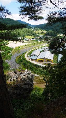 Molwundae Cliff