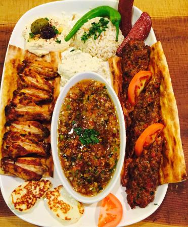 Authentic turkish food picture of scoffs grill greater for Authentic turkish cuisine