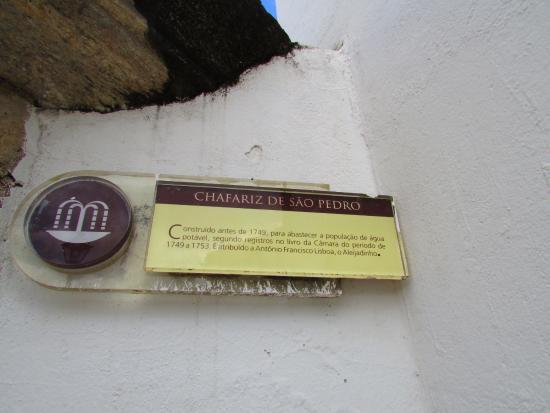 Chafariz Sao Pedro