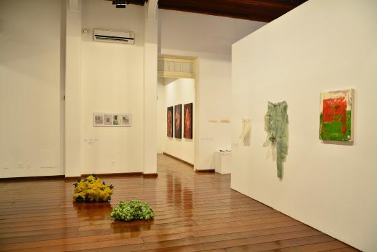 Museu de Arte De Ribeirao Preto: Obras do 40ºSARP