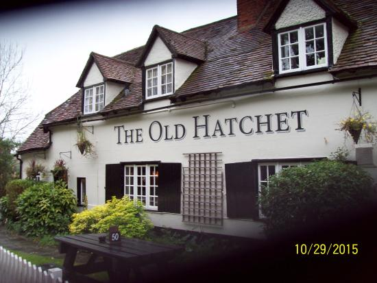 Winkfield, UK: The Old Hatchet