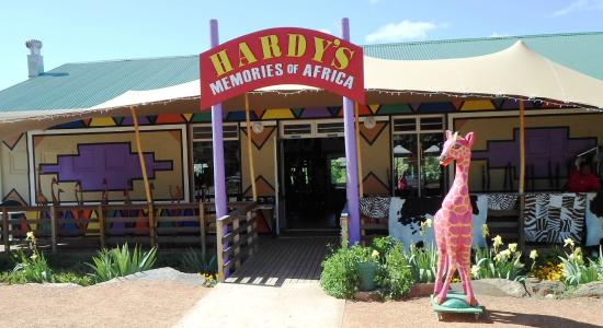 Hardys Memories of Africa African Art and Curios