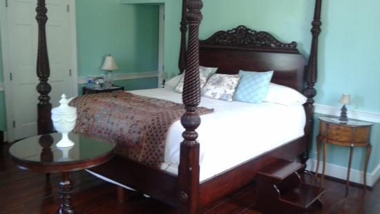Spanish Moss Inn: Aqua Room