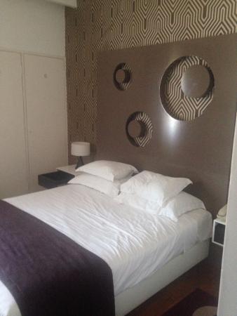 Hotel Tivoli Maputo: quarto