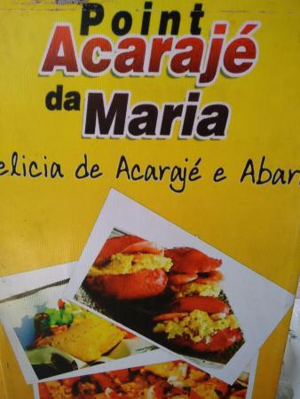 Acarajé da Maria