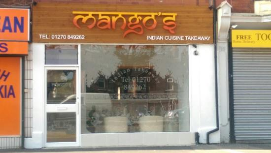 Mangos Indian Cuisine