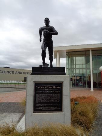 New Zealand Rugby Museum : Rugby Museum
