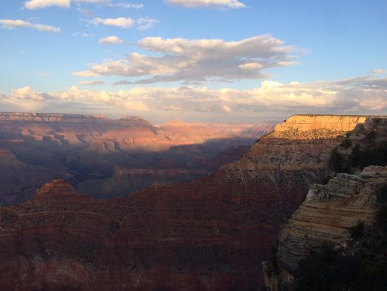 Grand Canyon--worth the stay