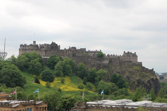 Mercure Hotel Edinburgh Scotland