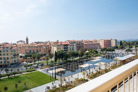 Hotel Aston La Scala : View