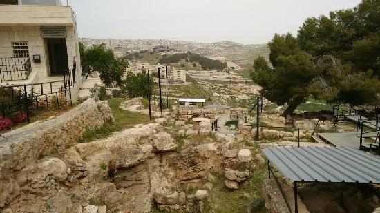Beit Sahour, Territórios Palestinos: Campo dei Pastori