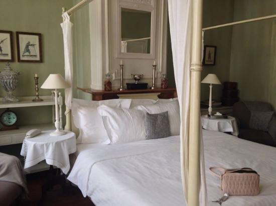 Hotel Recour: Bedroom