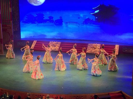 Yun'an Xian, China: The Tang Dynasty