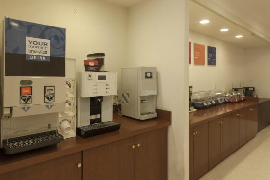 Comfort Hotel Kumamoto: Breakfast