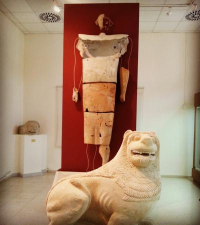 Marion - Arsinoe Archaeological Museum: IMG_20151105_202651_large.jpg