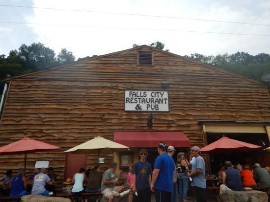 Fe Do Pub Picture Of Falls City