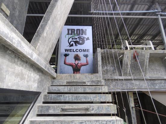 The Iron Gecko Gym Samui