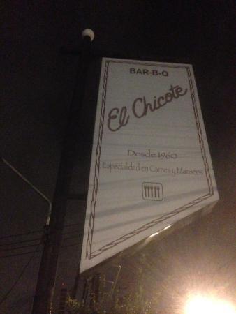 Restaurante & Bbqq El Chicote: El Chicote