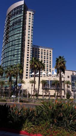 Omni Hotel San Diego Room Service