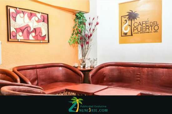 Restaurant Cafe del Puerto