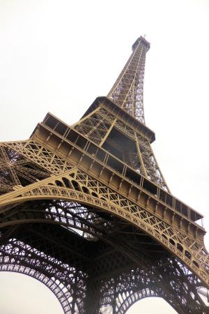 City Wonders: Top of the Eiffel Tower Tour