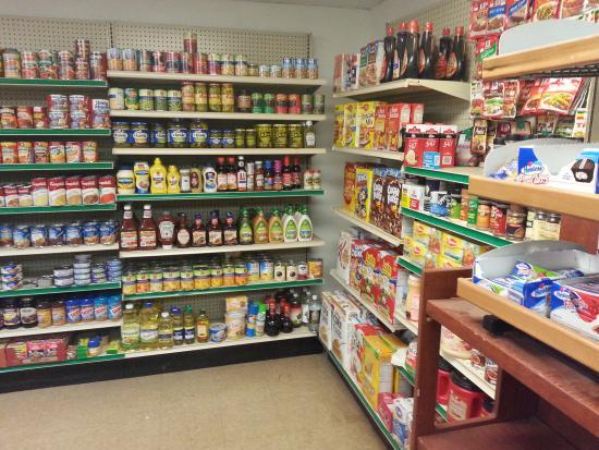 Navarro, แคลิฟอร์เนีย: Grocery