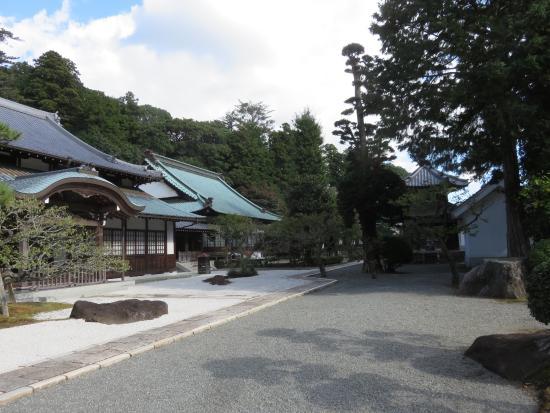 Ryutakuji Temple