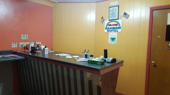 Rainbow Motel Montpelier: 20151106_003408_large.jpg