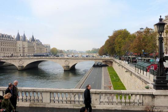 Paris, Frankrike: Île de la Cité