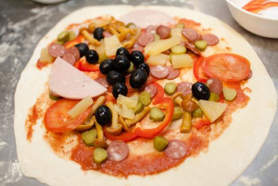 Pizza Ollis