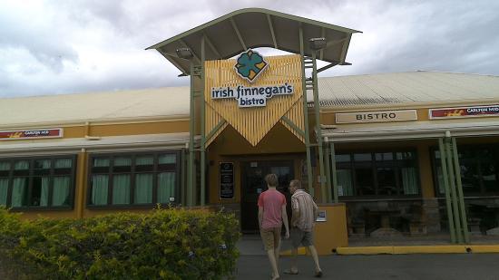 Irish Finnegan's