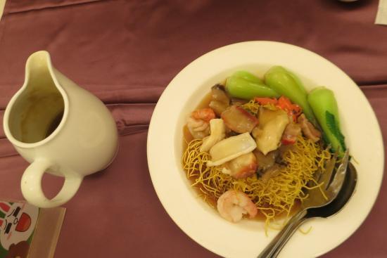 港式飲茶 - 台南商務會館