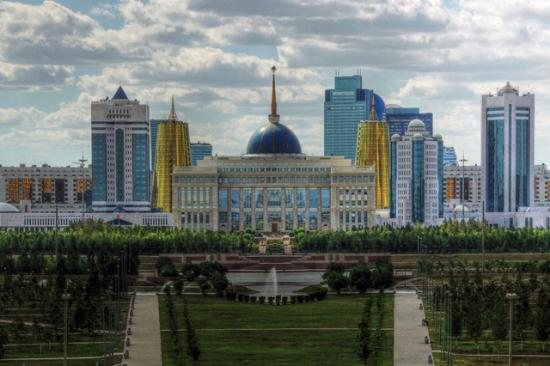 Photo of the Day: Kazakhstan's Presidential Palace