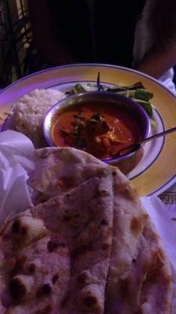 Lovash Indian Restaurant & Bar: We stopped in on after walking by and couldn't have been happier. The food was DELICIOUS and the