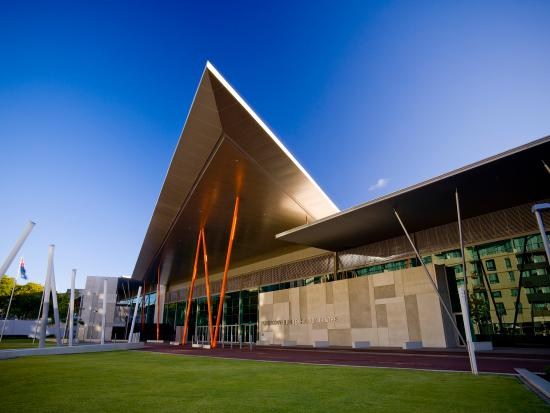 ‪Perth Convention Exhibition Centre‬