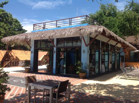 Phi Long Beach Resort Villa Recepción
