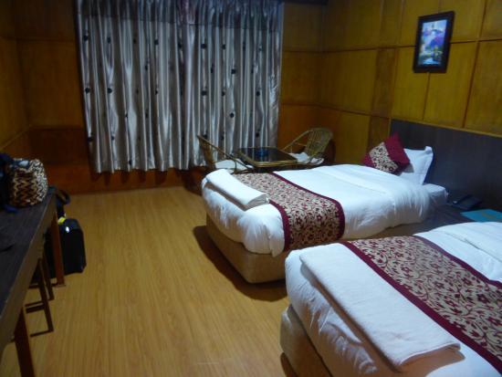 Hotel Srinagar: kamer