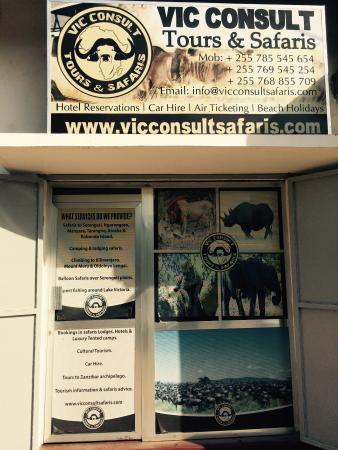 Vic Consult Tours & Safaris - Day Tours