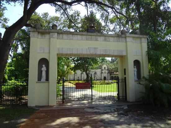 North Miami Beach, FL: Ancient Spanish Monastery by Ricky Hanson