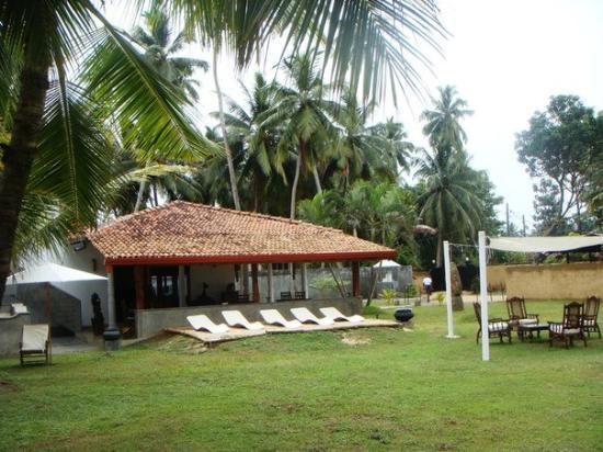 Cocovilla-Resort : отель