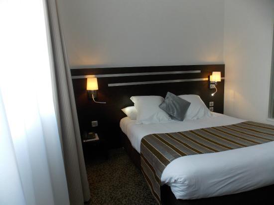 hotel Chantereyne : chambre standard