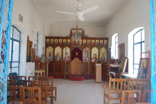 Church of Agios Mamas