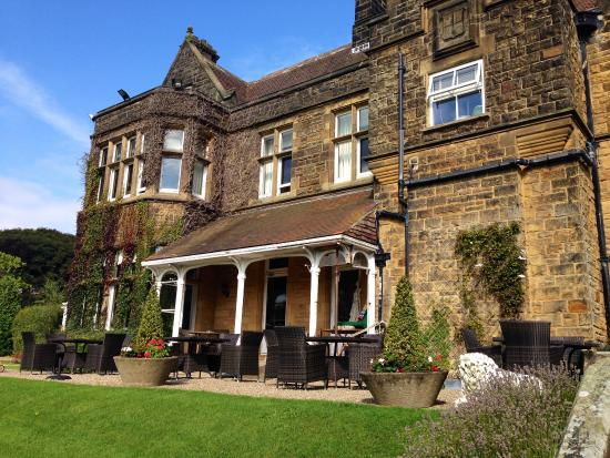 1881 at Wrea Head Hall : Fantastic start to our honeymoon ��