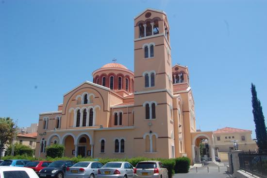Ιερός Μητροπολιτικός Ναός Παναγίας Παντανάσσης